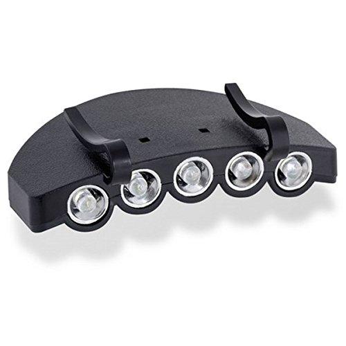 KRAFTWERK 32060 - Linterna LED para gorra