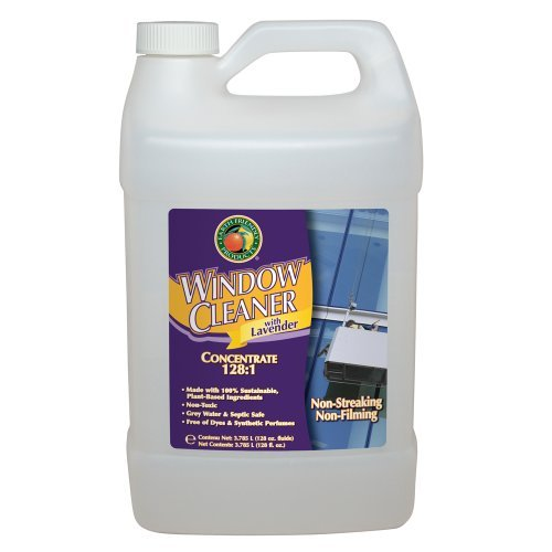 earth-friendly-products-proline-pl9963-04-lavender-window-cleaner-1128-concentrate-1-gallon-bottles-