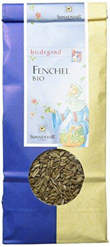 Sonnentor Fenchel ganz Hildegard, 1er Pack (1 x 200 g) - Bio