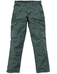 Carhartt Pantaloni da Lavoro Pantaloni da Lavoro Ripstop Cargo Work Pants 7d6228f462e