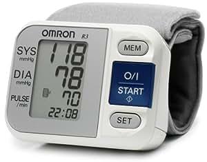Omron R3 Wrist Blood Pressure Monitor