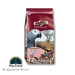 Comida para pájaros Africano Loro Loro Parque Mix, 15 kg