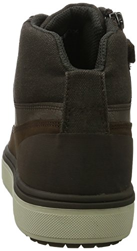 Geox J Mattias B Abx C, Bottes Chukka Mixte Adulte Marron (Coffee)