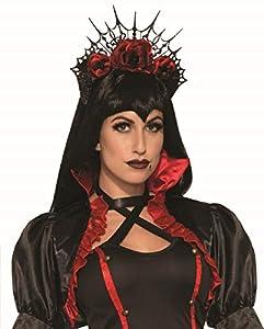 shoperama Tiara gótica de vampiro