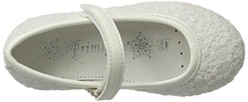 Primigi Pfm 7221, Ballerines Fille Blanc (Bianco)