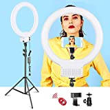 Best NEEWER Lights Video Lights - Neewer 18-inch White LED Ring Light with Light Review