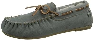 Emu Womens Amity Slippers W10555 Charcoal 3 UK, 35 EU, 5 US, Regular
