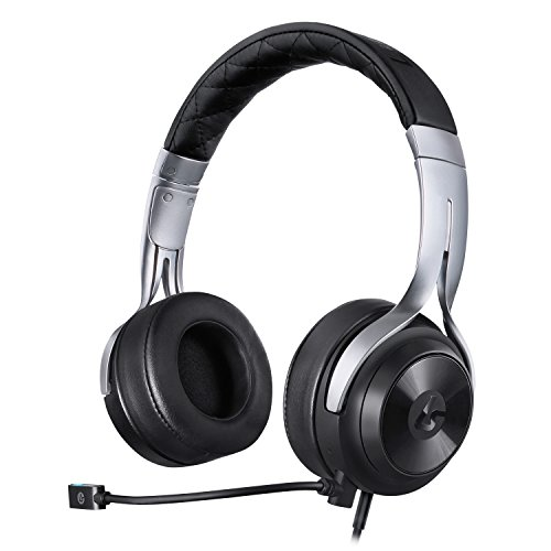 LucidSound LS20 Amplified Universal Gaming Headset (White) – PlayStation 4