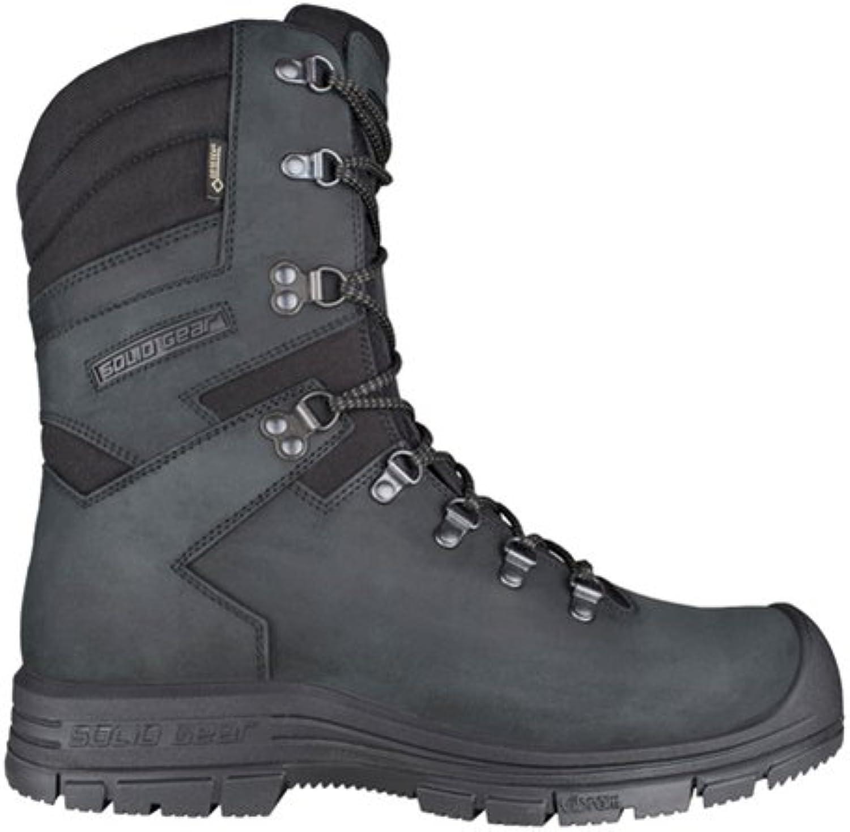 engins engins engins de solides souliers de sécurité sg7500136 delta gtx, taille de 3,5, noir b0728n26b9 pare nt f51385