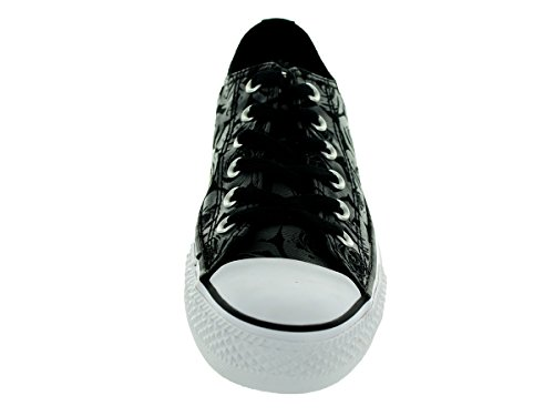 Star Burnished 381630 All Converse Ox Suede Chuck Herren Taylor black Homme Thunder Sneaker FqAcXtc