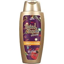 Art of sun Trend tano Logy Tinted Tequila Extreme de Power de bronzer Solarium cosmético 250ml–by Beauty & legwear Store