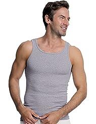 Hanes - Camiseta interior - Sin mangas - para hombre
