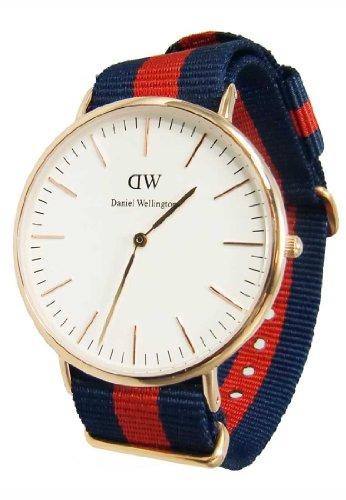 Daniel Wellington Men's Watch Classic Oxford 0101DW rosé