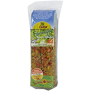 8 x JR Farm FARMYs Karotten und Fenchel 160g