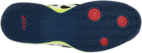 Zapatillas ASICS GEL BELA 5 SG flash yellow/white/mosaic blue