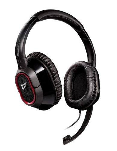 Creative FATAL1TY Pro Series MKII Gaming Headset (Series Fatal1ty Professional)