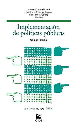 Implementación de políticas públicas: