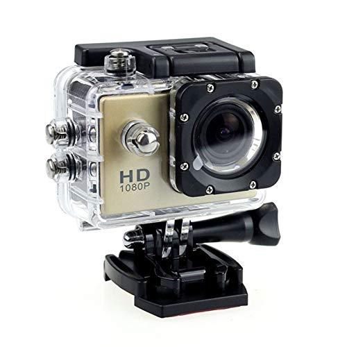 aaerp 4K Action Cam Subacquea Ultra HD Sport Action Camera Impermeabile 30M per Lo Sci, Sci Nautico
