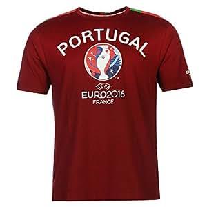 UEFA Europameisterschaft 2016 T-Shirt Portugiesische Fußballnationalmannschaft Portugal Cup