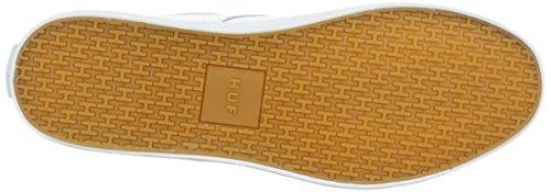 Herren Sneaker HUF Sutter Sneakers White Perforated