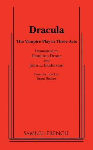 Dracula (Deane and Balerston)