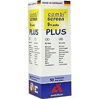 COMBISCREEN 9+Leuko Plus Teststreifen 50 St preisvergleich bei billige-tabletten.eu