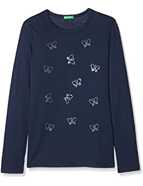 United Colors of Benetton L/S, T-Shirt Bambina