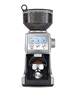 Sage BCG820BSSUK the Smart Grinder Pro Coffee Grinder - Silver (B00P81AQUU) | Amazon Products
