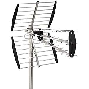 Thomson 131909 Antenne de toit ant299 UHF 43 éléments 470-862 Mhz