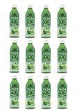 12x TROPICAL ORIGINAL ALOE VERA Original Aloe drink Saft trinken 500ml