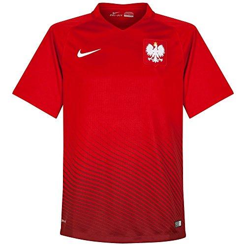 3065b98cf9c79 Nike Selección de Fútbol de Polonia 2015 2016 - Camiseta oficial