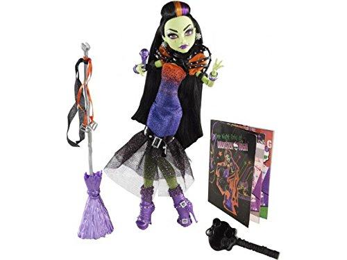 (Monster High MH Puppe Casta FH-Exkl. (CHW89) Mattel GmbH)