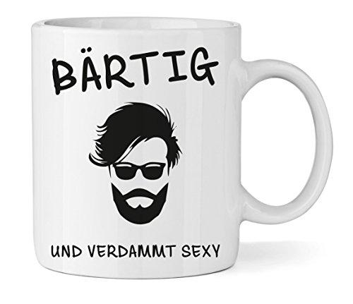 Bärtig und verdammt Sexy (Bart Sexy)