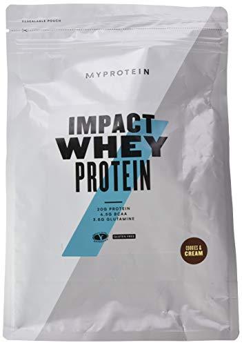 Myprotein Impact Whey Protein Cookies und Cream, 1000g