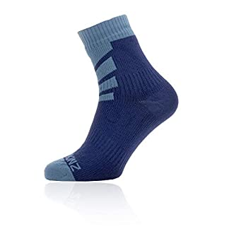 SEALSKINZ Waterproof Warm Weather Ankle Sock 3