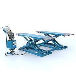 Hebebühne Schere Mobil hydraulisch OF 3.0 Tonnen 400V Höhe: 1.00m - RP-8500P M10