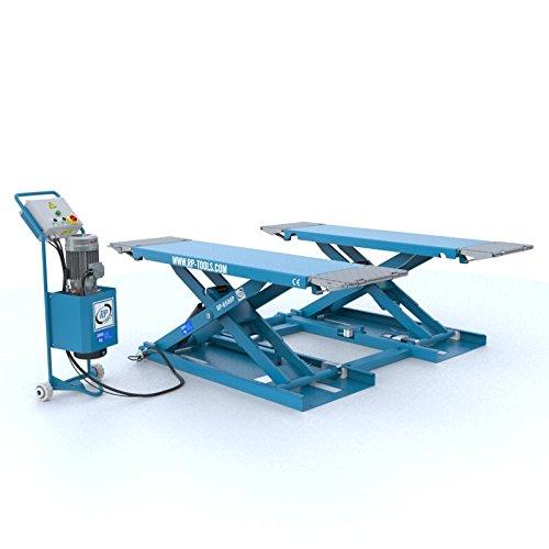 Mobile Scheren Hebebühne hydraulisch OF 3.0 Tonnen 400V Höhe: 1.00m RP-8500P M10