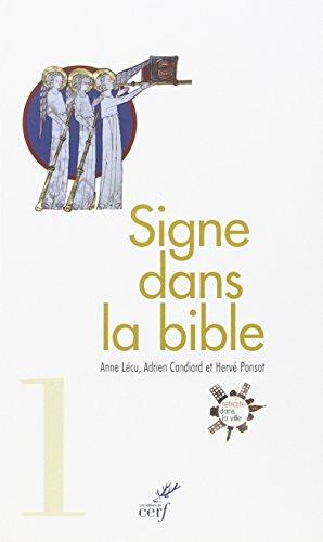 Retraite dans la ville : les signes dans la Bible