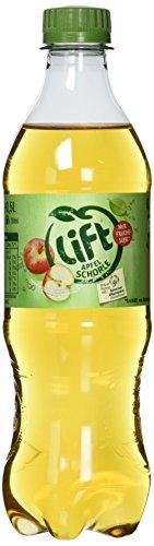 Lift Apfelschorle, 12 x 500 ml EW Flasche