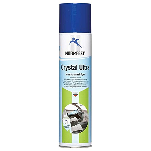 Normfest Crystal Ultra Innenraumreiniger 400 ml Spray (1 Dose)