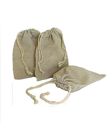 pack-of-30-x-small-natural-linen-drawstring-bags-10cm-x-15cm-code-15