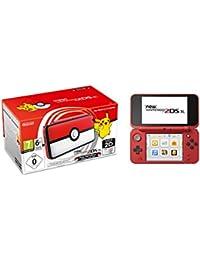 Nintendo New 2DS XL - Consola Edición Pokéball