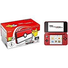 Nintendo New 2DS XL - Consola Edición Pokéball