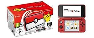 nintendo ds: Nintendo NEW 2DS XL Edición Pokeball, Consola de juegos