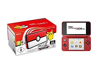 New 2DS XL - Poke Ball Edition