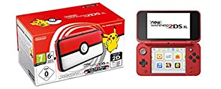 Nintendo NEW 2DS XL Edición Pokeball, Consola de juegos (B075LKS83Q) | Amazon price tracker / tracking, Amazon price history charts, Amazon price watches, Amazon price drop alerts