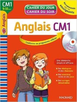 Anglais CM1 (1CD audio) de Denis Jardinier,Evelyne Bergé,Cyrielle (Illustrations) ( 13 janvier 2015 )
