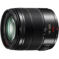 Panasonic H-FS14140E-K 14-140mm F3.5-5.6 ASPH Compact and Stylish High Zoom Digital Interchangeable Lens