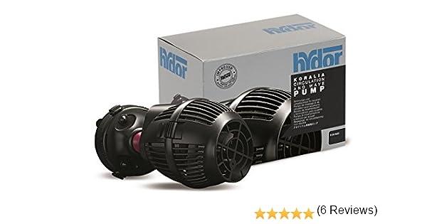 Hydor Koralia Evo 4400 pompa di movimento 4400 l//h per acquario