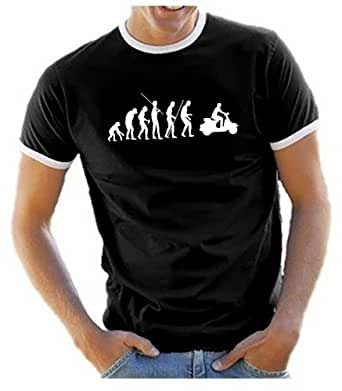 Coole-Fun-T-Shirts  Men's T-Shirt -  black - S